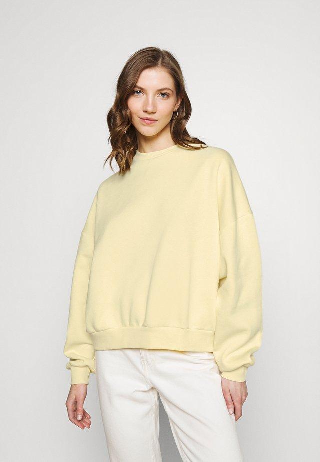 PERFECT CHUNKY - Sweatshirt - yellow