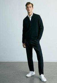 Massimo Dutti - Cardigan - black - 1
