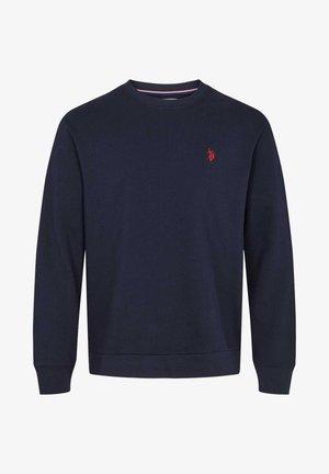 ADLER - Sweatshirt - dark sapphire