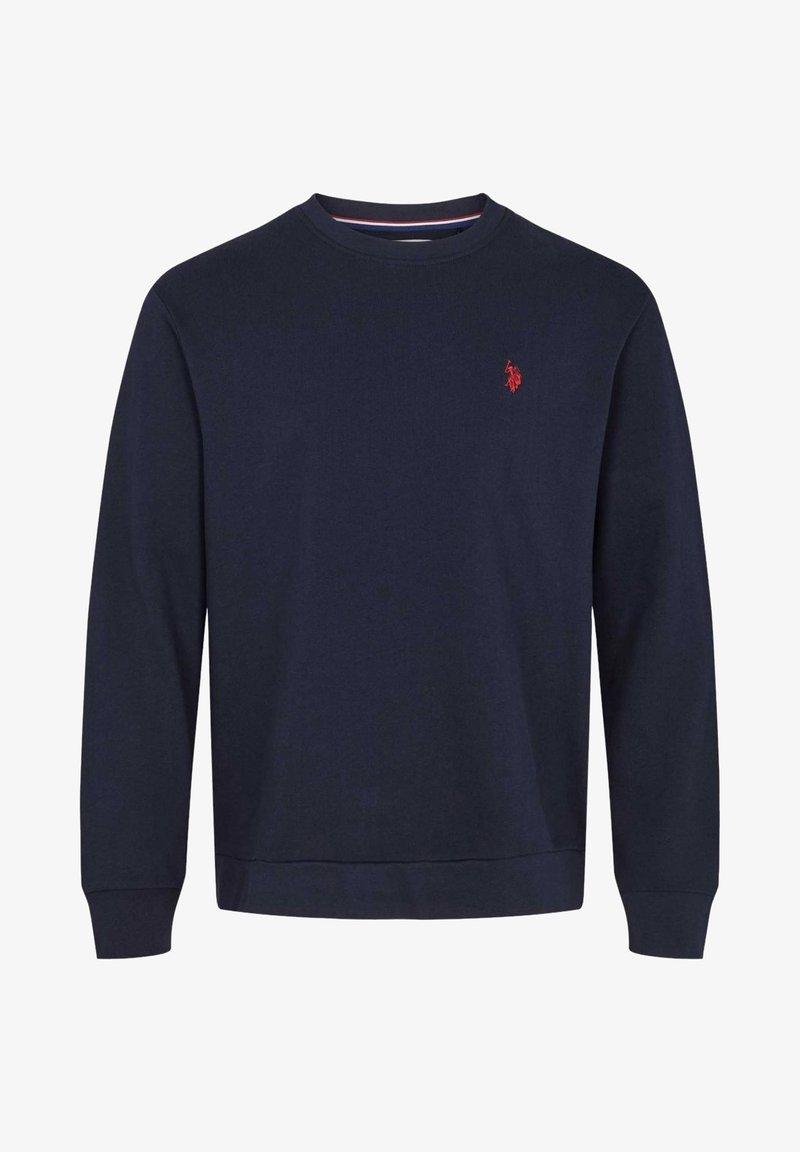 U.S. Polo Assn. - ADLER - Sweatshirt - dark sapphire