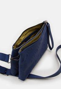 Desigual - BOLS GALIA DORTMUND - Across body bag - blue - 2