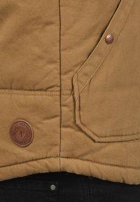 Solid - FERDINAND - Winter jacket - light brown - 3