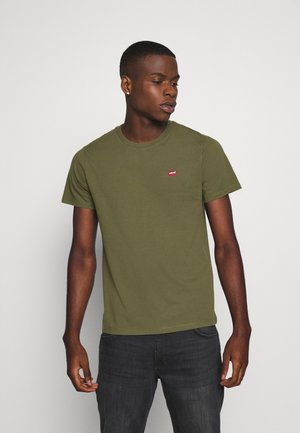 ORIGINAL TEE - T-shirt - bas - olive night