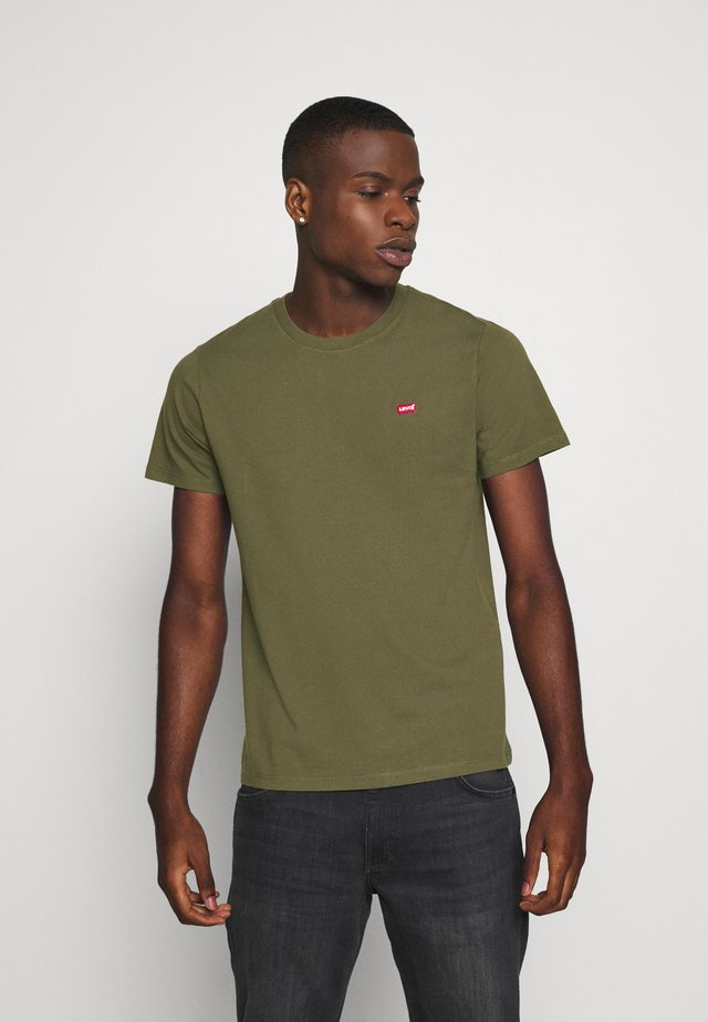 ORIGINAL TEE - T-shirt basique - olive night