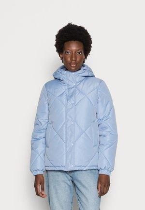 SLFMONIKA PUFFER JACKET  - Winter jacket - brunnera blue