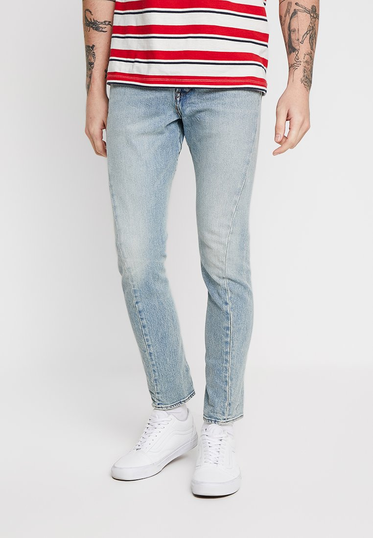 Levi's® Engineered Jeans - LEJ 512 SLIM TAPER - Jeans slim fit - midnight ritual denim