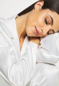 OW Intimates - SKYE PANT AND SHIRT SET - Pyjama set - white - 3