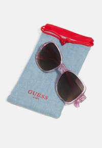 Guess - KIDS EYEWEAR UNISEX - Sunglasses - pink - 2