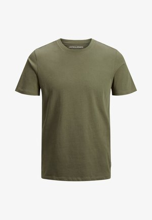 T-shirt basique - olive night