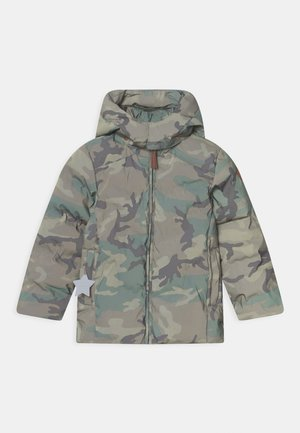 JANUSAN UNISEX - Winter jacket - agave green