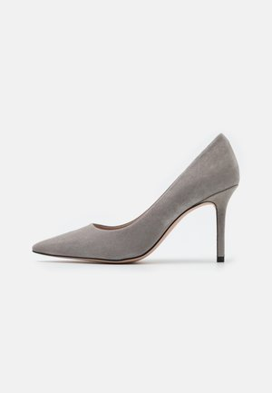 INES  - High heels - light/pastel grey