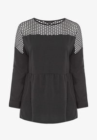 Yours Clothing - Sweatshirt - black - 4