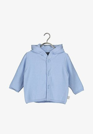 Cardigan - light blau