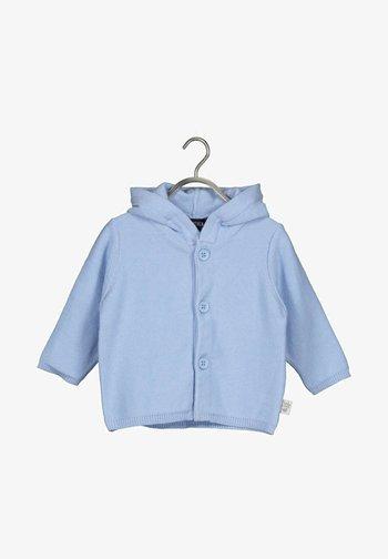 BASICS - Vest - light blau