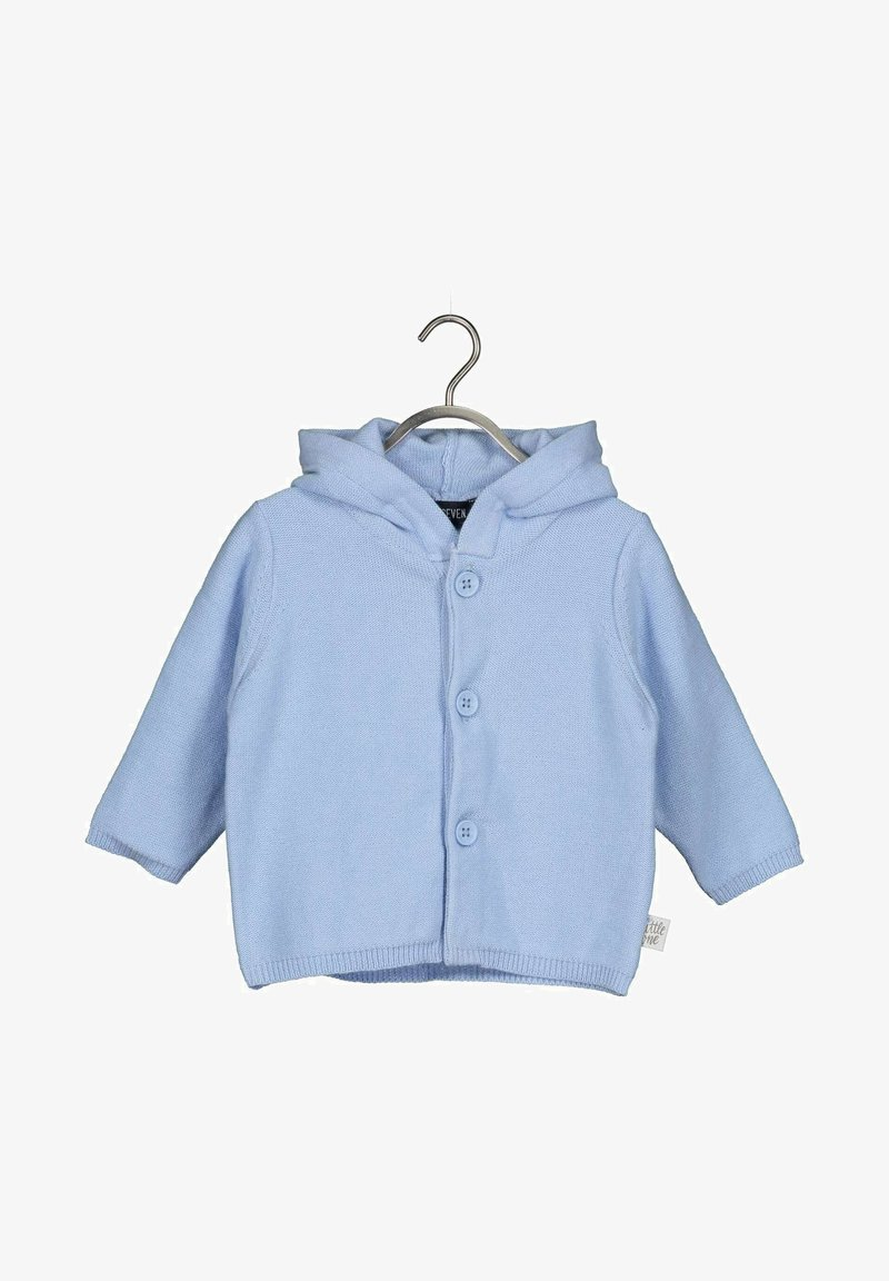 Blue Seven - BASICS - Cardigan - light blau