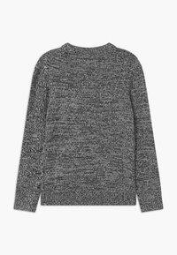 Calvin Klein Jeans - MONOGRAM - Jumper - black - 1