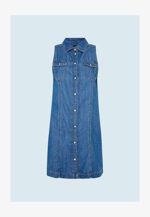 JESS - Denim dress - denim