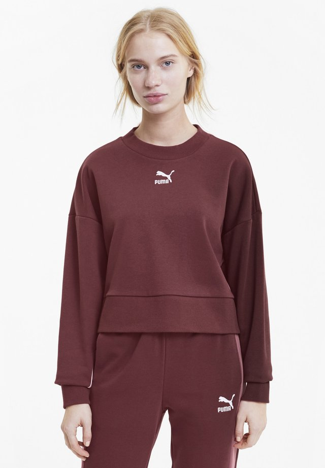 CLASSICS  - Sweatshirt - burgundy