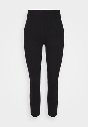 RIKA TROUSERS - Trousers - black