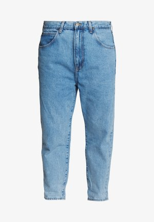 GRAZER - Relaxed fit jeans - light-blue denim