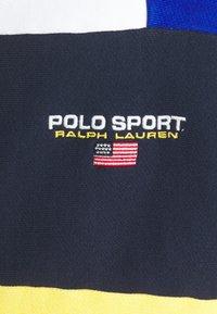 Polo Ralph Lauren - TRAINING - Zip-up hoodie - white/multi - 2