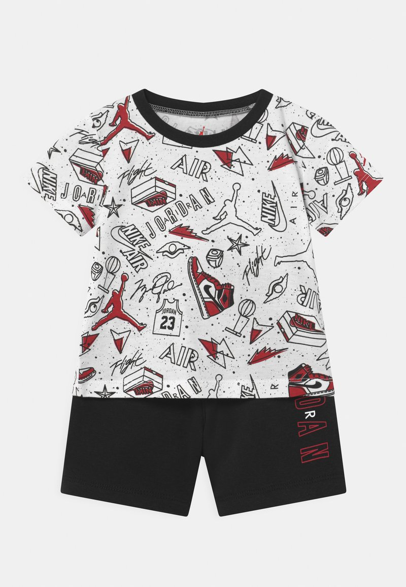 Jordan - FUN FLIGHT SET UNISEX - Print T-shirt - black