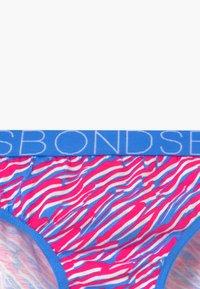 Bonds - 4 PACK - Briefs - blue - 3