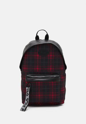 CHECK BACKPACK COOL TWO UNISEX - Ruksak - true red