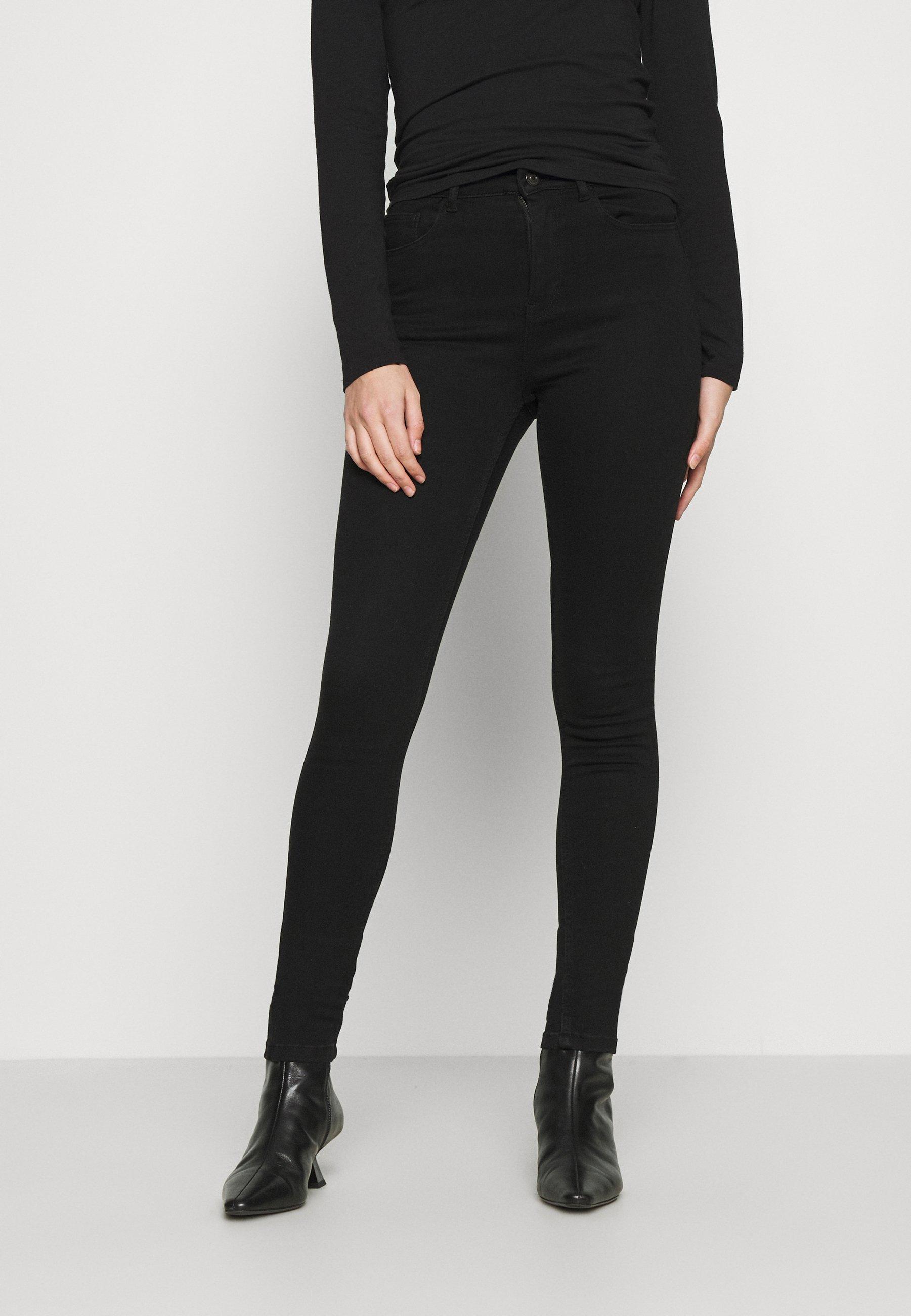 Damen PCHIGHFIVE  - Jeans Skinny Fit