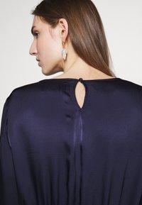 Bruuns Bazaar - SOPHIE AURORA DRESS - Juhlamekko - night sky - 8