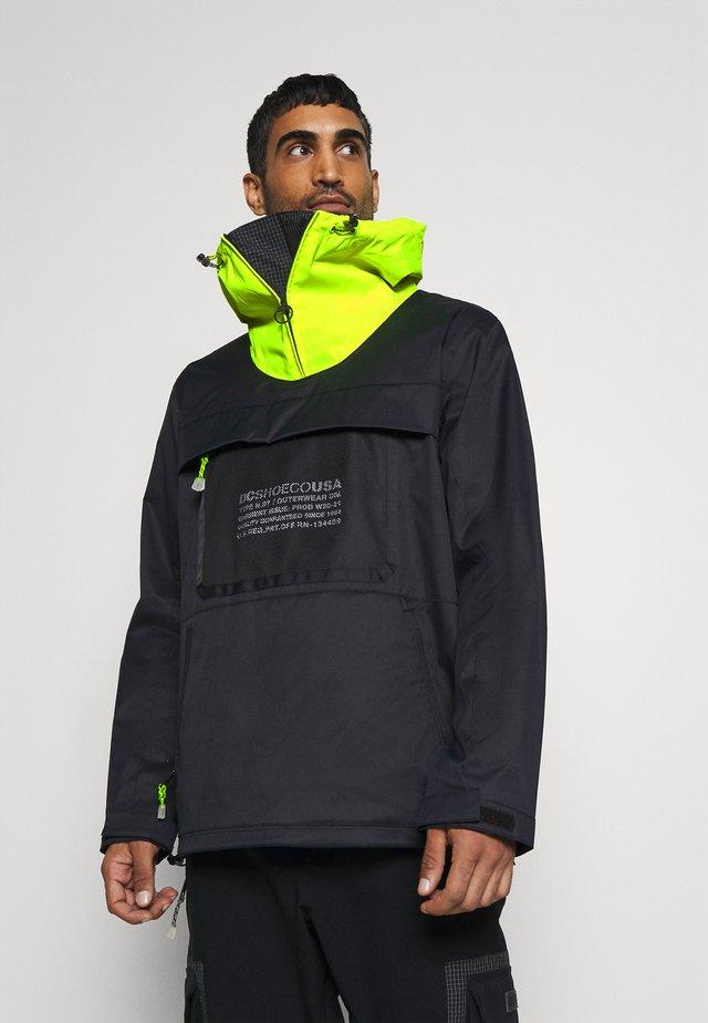 ASAP ANORAK - Veste de snowboard - black