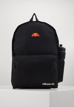 ERINO - Tagesrucksack - black
