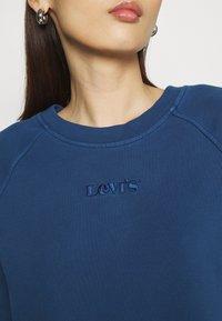 Levi's® - FRANNIE DRESS - Kjole - navy peony - 4