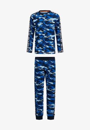 Pyjama set - cobalt blue
