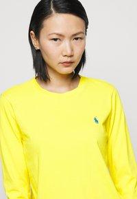 Polo Ralph Lauren - Long sleeved top - university yellow - 3