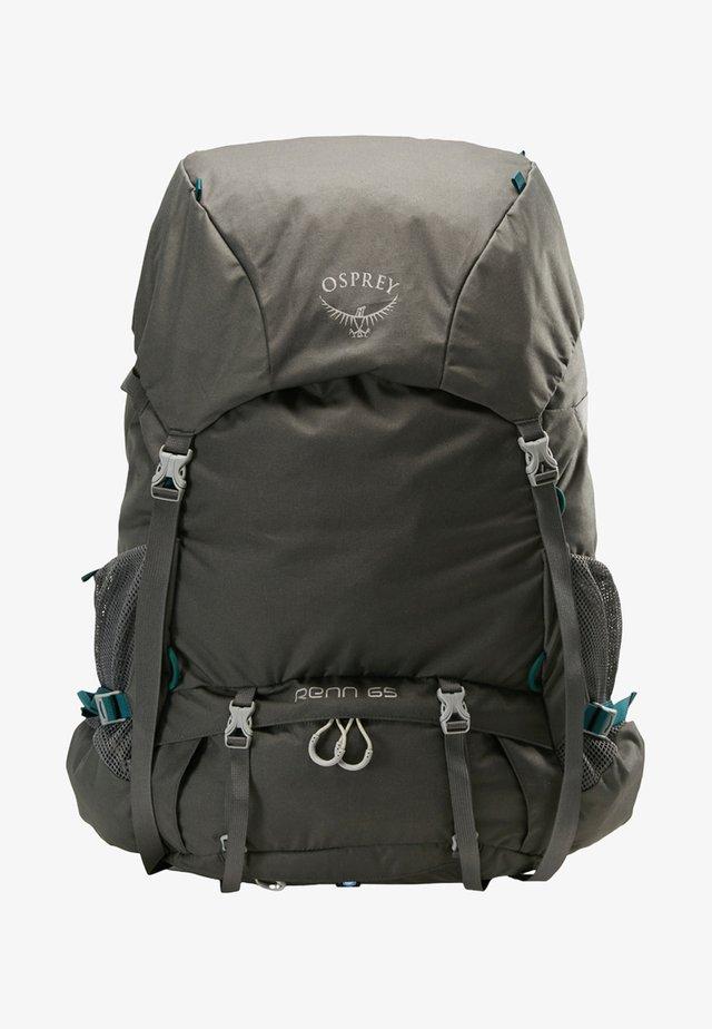 RENN  - Sac de trekking - cinder grey