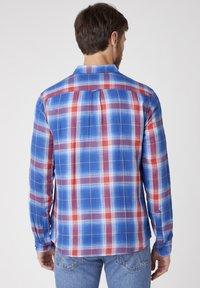 Wrangler - Shirt - limoges blue - 2