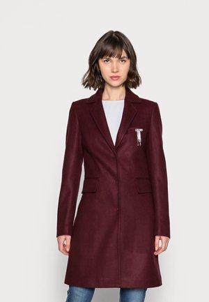 CAPPOTTO JASMINUM - Classic coat - charm red