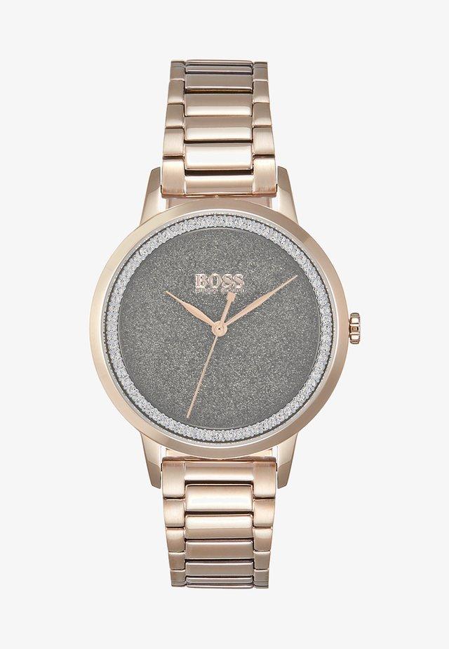 TWILIGHT - Reloj - rose gold-coloured