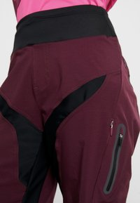 Craft - HALE SHORTS - Sportovní kraťasy - hickory black - 3