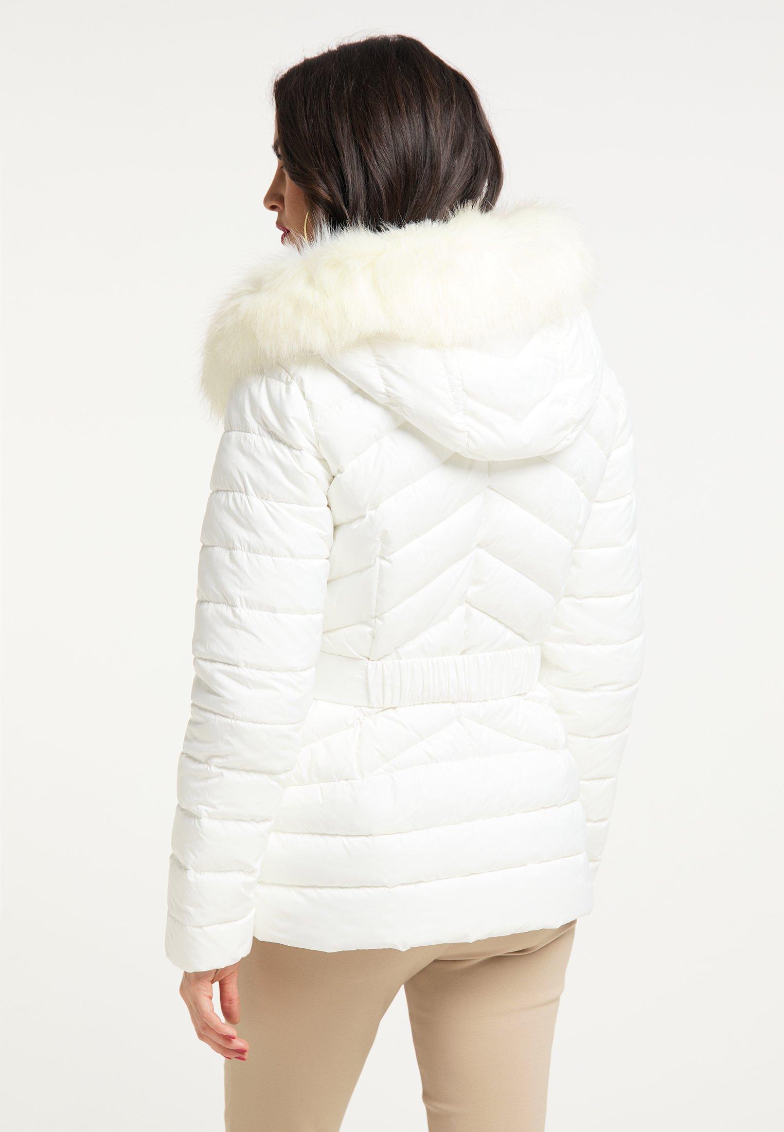 faina Winterjacke wollweiss/weiß