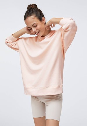 OVERSIZE  - Sweatshirt - rose