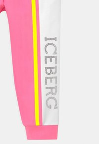 Iceberg - FELPA - Tracksuit bottoms - pink - 2