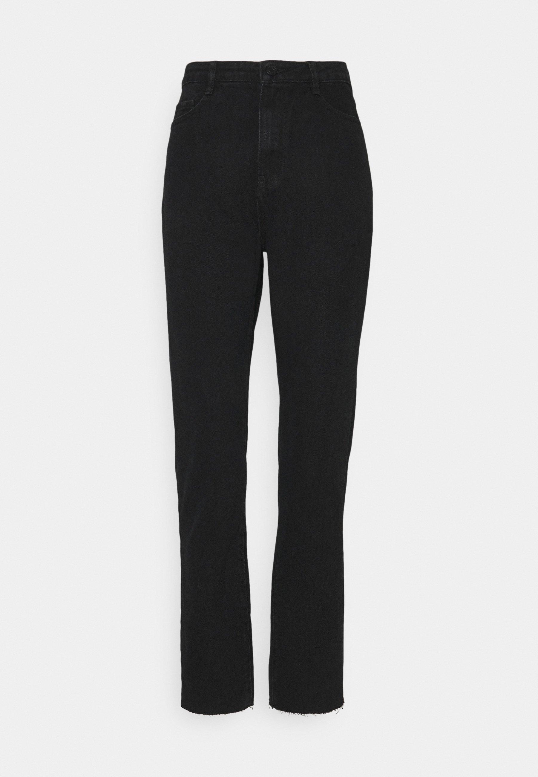 Women RAW HEM LONGER LENGTH WRATH - Straight leg jeans