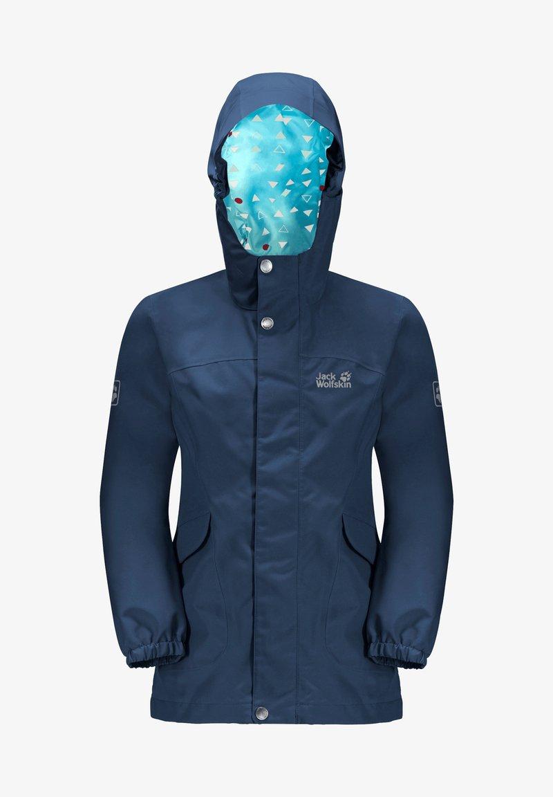 Jack Wolfskin - Outdoor jacket - dark indigo