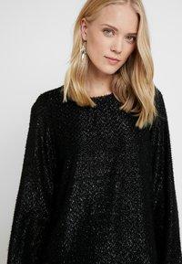 Vero Moda Tall - VMISOLDA SHORT DRESS TALL - Cocktail dress / Party dress - black - 4