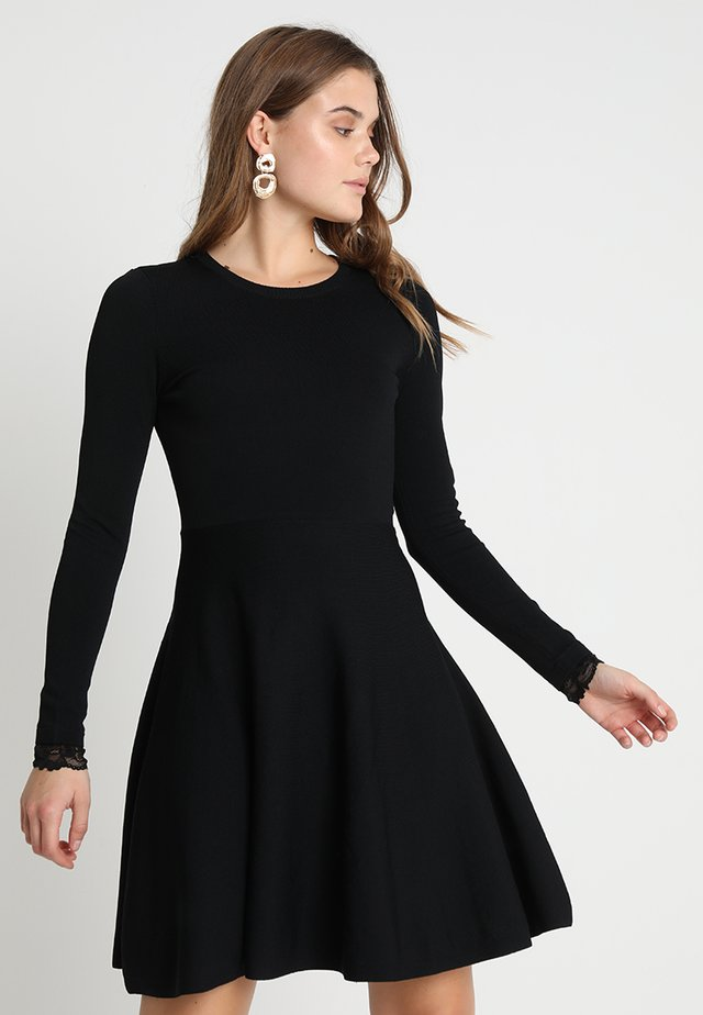YASBECCO DRESS - Jumper dress - black
