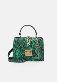 ALDO - SNAKE - Handbag - green - 0