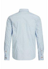 WE Fashion - JONGENS OVERHEMD MET DESSIN - Camicia - light blue - 1