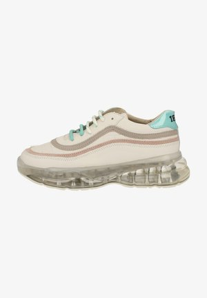 Sneaker low - white/nude/mint